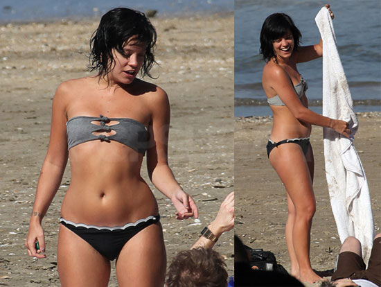 Photos of Lily Allen