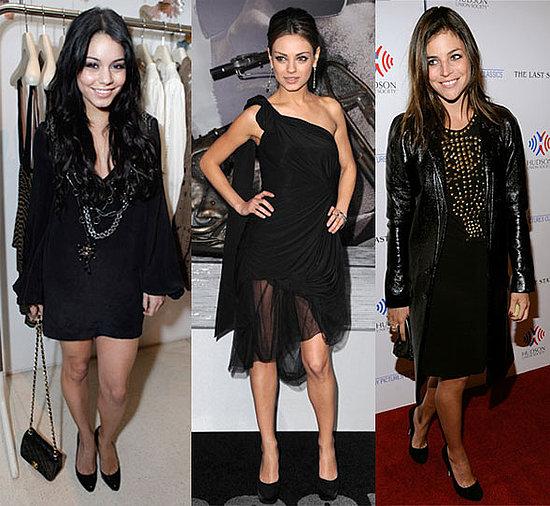 Celebrities in All Black 2010-01-15 13:00:22