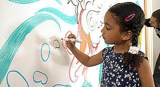 IdeaPaint Turns Plain Walls into Marker Boards