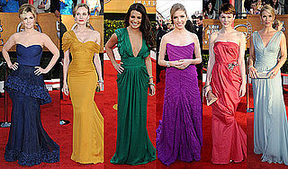 The Screen Actresses Get Glam For the SAGs Red Carpet