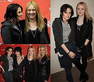 Photos of Kristen Stewart at Sundance for The Runaways