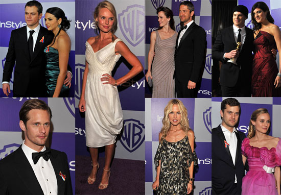 Photos from the Instyle Golden Globes Afterparty