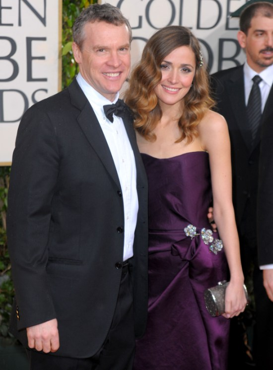 Australian actors and their dates for the Golden Globes