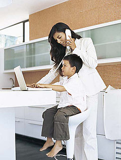 Working Mothers Leisure Time