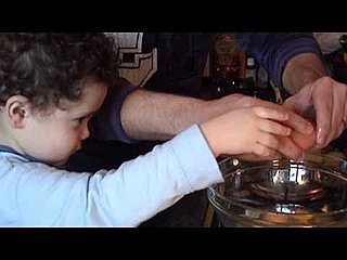 Archie Coffer: The Miniature Jamie Oliver?