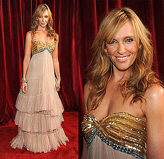 Toni Collette at the 2010 SAG Awards 2010-01-23 18:33:55