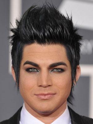 Adam Lambert at Grammys