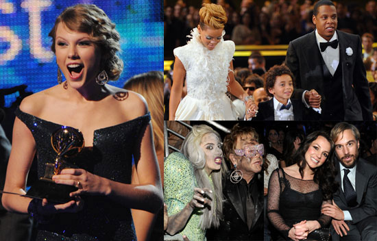 Photos From the 2010 Grammy Awards in LA