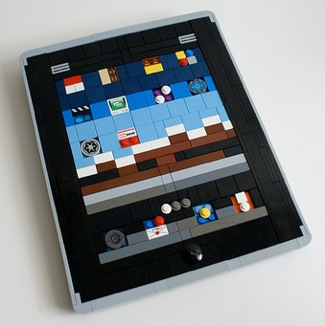 Lego iPad