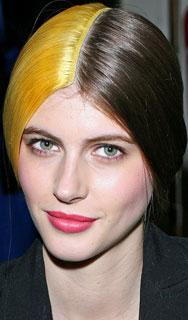 Alexis Mabille Show at Paris Fashion Week