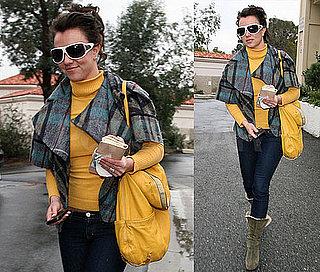 Photos of Britney in the Rain