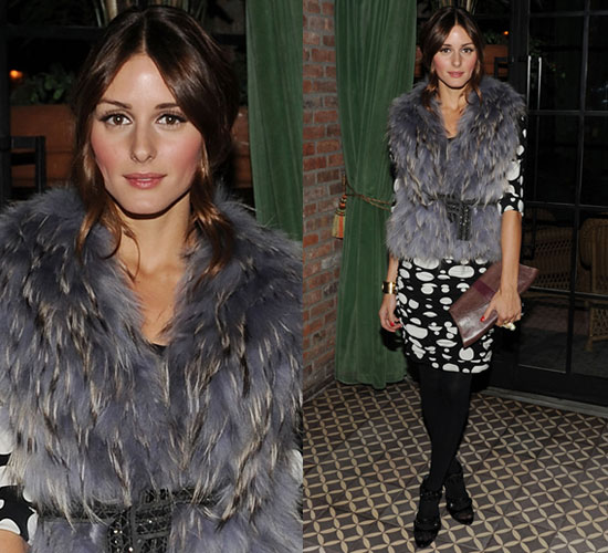 Photo of Olivia Palermo at Extraordinary Measures Screening Party in NYC