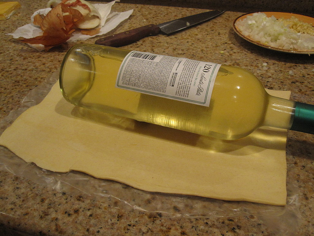 Makeshift Rolling Pin