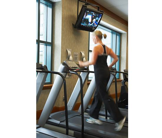 Treadmill Warmup