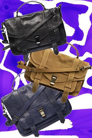 Proenza Schouler PS1 Bags Now Available at ProenzaSchouler.com