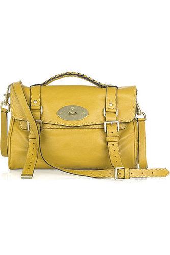 Mulberry|Alexa leather bag|NET-A-PORTER.COM