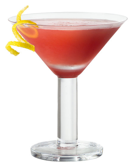 Gin Pomegranate Cocktail Perfect For Valentine's Day