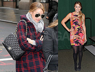 Photos of Lauren Conrad Shopping in NYC 2010-02-03 16:33:53