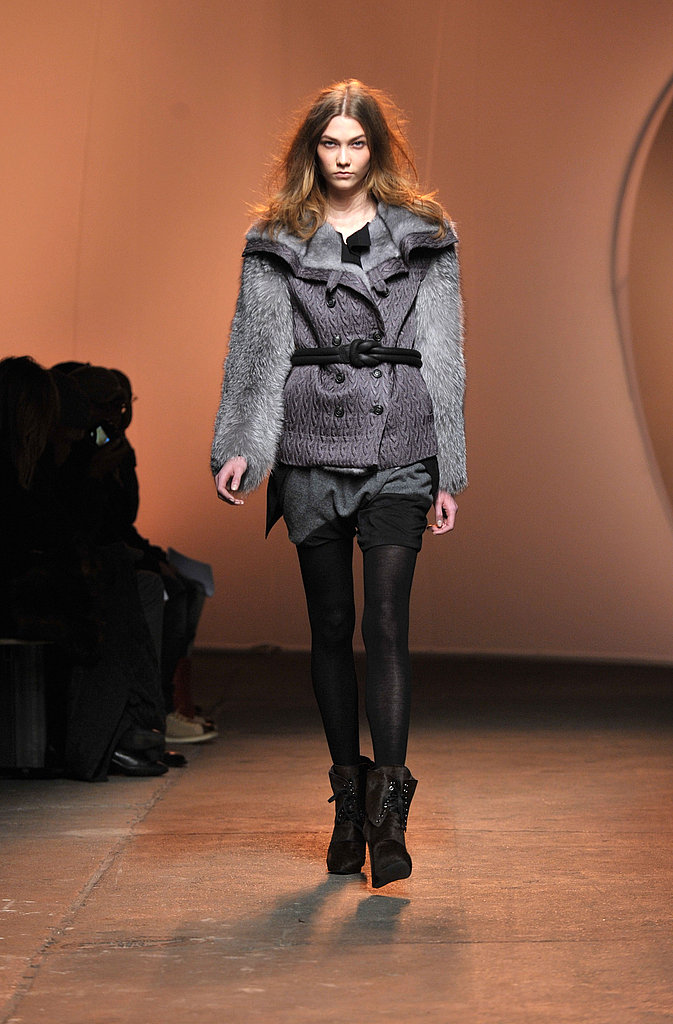 Thakoon Fall 2010: Feral and Furry
