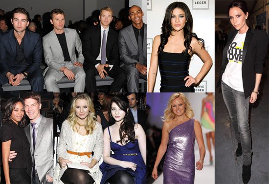 Photos of Kellan Lutz, Ryan Phillippe, Victoria Beckham And More at 2010 Fall New York Fashion Week