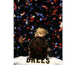 Kids at the Super Bowl