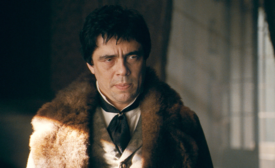 Review of The Wolfman Starring Benicio Del Toro, Anthony Hopkins and Emily Blunt