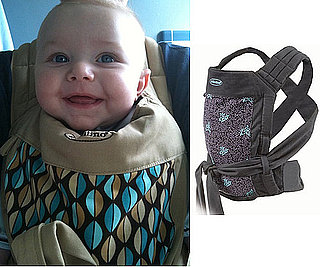Wrap and Tie Your Baby On With Infantino's Newest Carrier