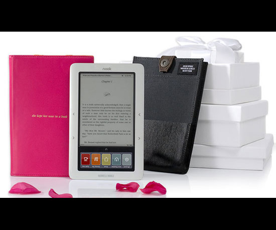The Nook Is in Stock