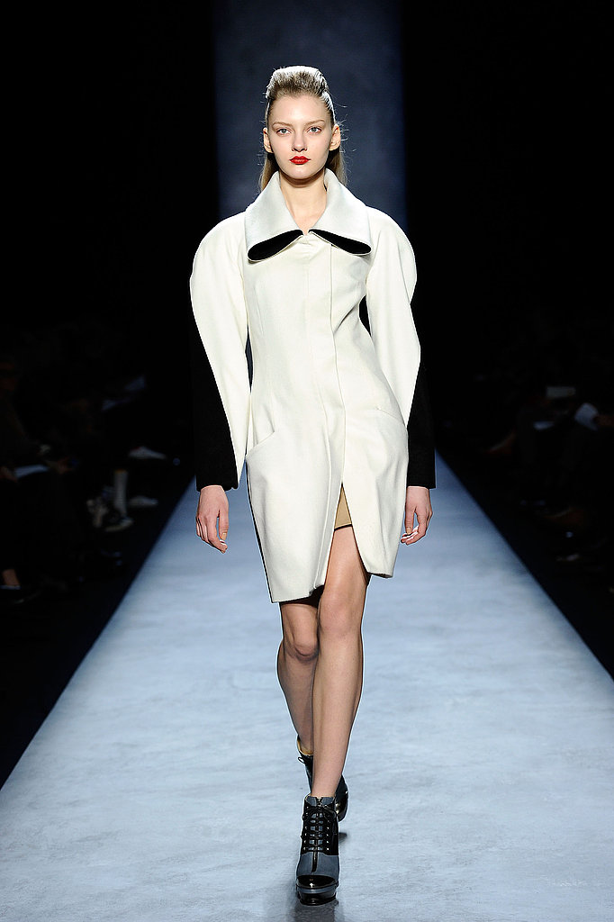 """Prabal Gurung, a Designer Who's Experienced a Rapid Ascent, Appropriately Channels """"Warp Speed"""" for Fall 2010"""
