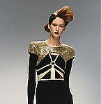 Sass and Bide at London Fashion Week!