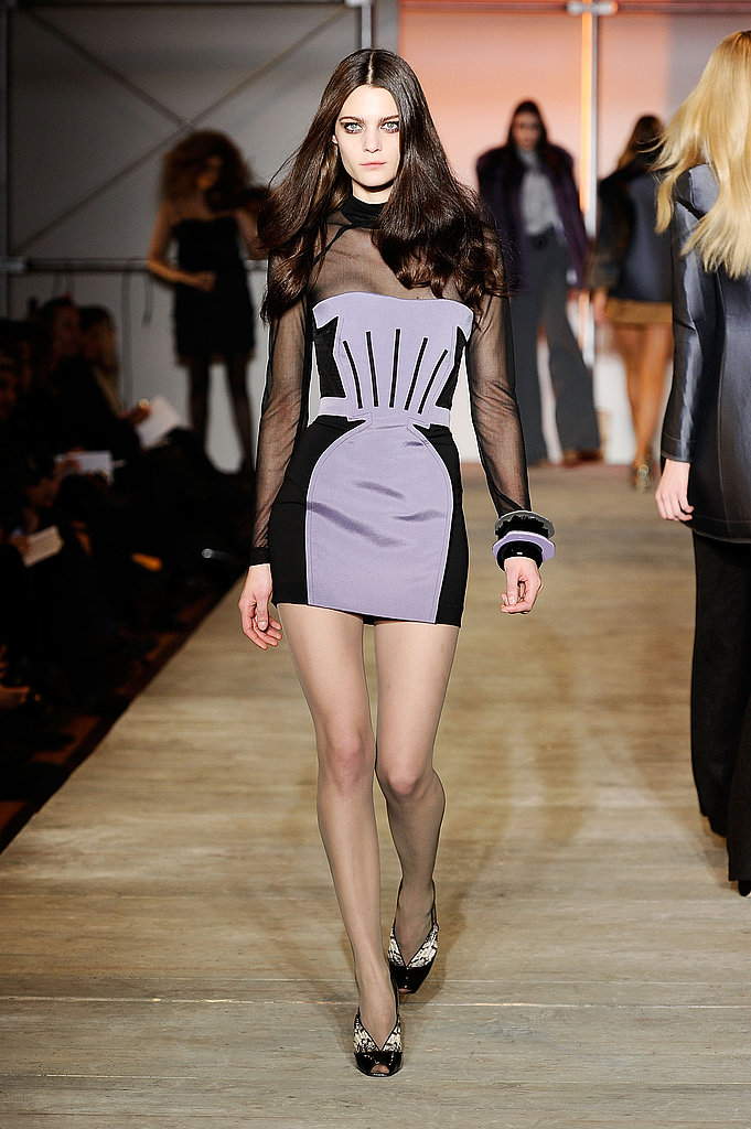 Zac Posen's Fall 2010 Answer to His Growing Pains: Out with the Gowns, In with the Minidresses