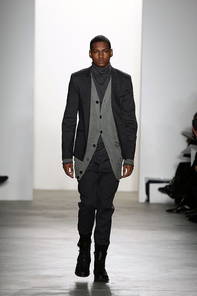 New York Men's Fashion New York Fashion Week Richard