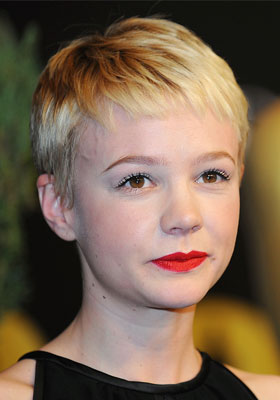 Picture of Carey Mulligan With Blond Hair