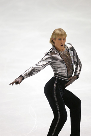 Evgeni Plushenko, Salt Lake City 2002