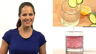 Olympic Skater Tanith Belbin Beauty Tip of the Week