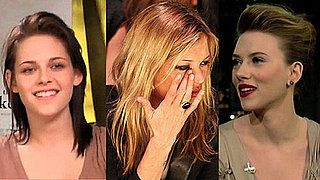 Kristen Disses Rob's Kisses, Kate Cries For McQueen, and Scarlett's Wedding Details!
