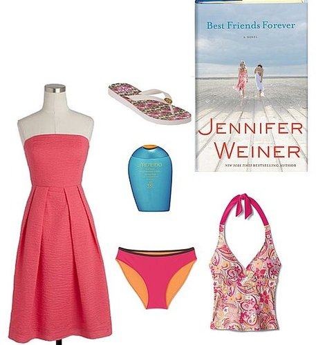 Beach-ready read: Best Friends Forever by Jennifer Weiner