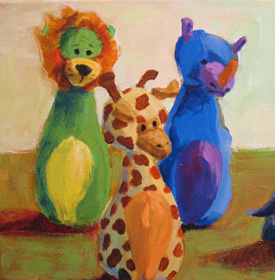 Nursery Art Work