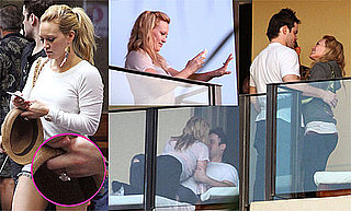 Photos of Hilary Duff's Engagement Ring