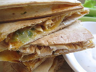 Buffalo-Chicken Quesadillas