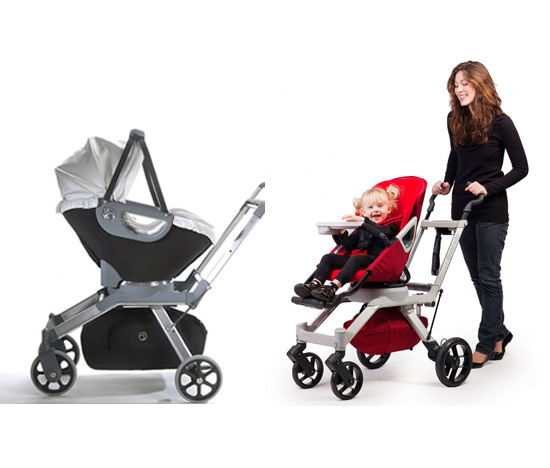 Do you prefer the old or the new Orbit Baby?
