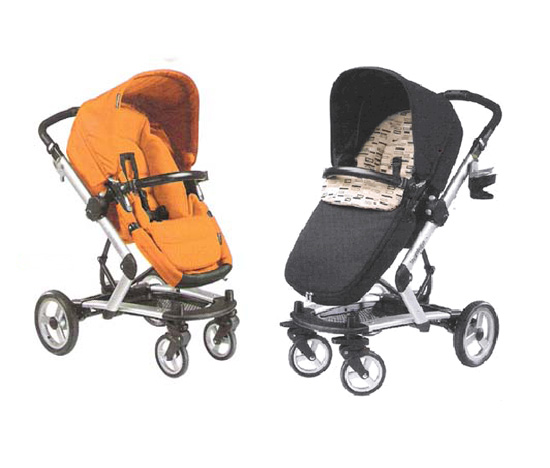 Do you prefer the old or the new version of the Peg Perego Skate?