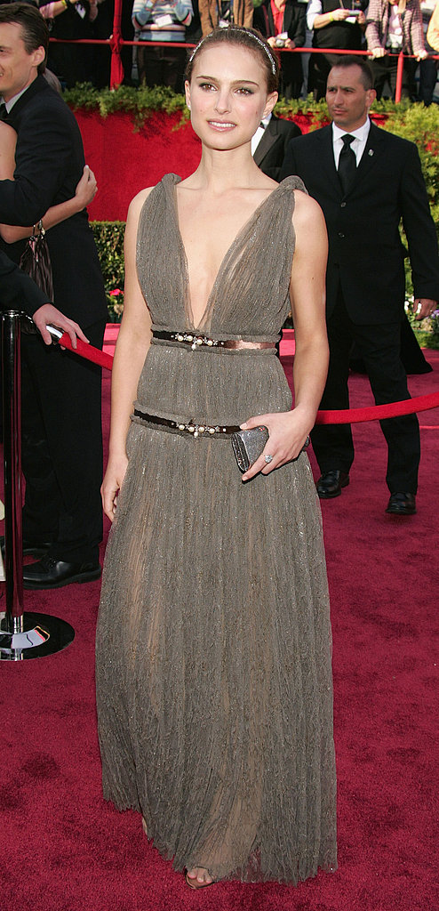 Ten Best Oscar Dresses of the Decade: 2000-20010 including Natalie Portman, Michelle Williams and more