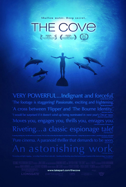 The Cove Wins Best Documentary at the 2010 Oscars 2010-03-07 20:11:17
