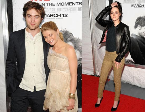 Photos of Robert Pattinson, Kristen Stewart at Remember Me Premiere in NYC
