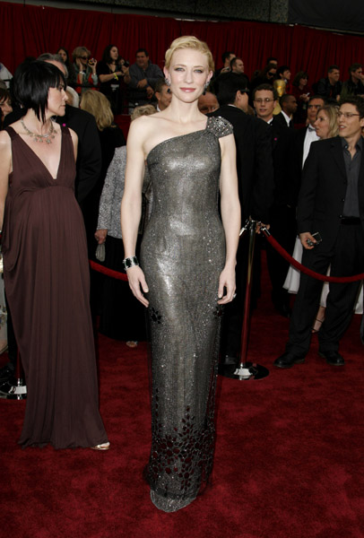 Cate Blanchett at the 2007 Academy Awards