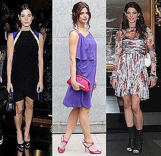Photos of Ashley Greene at 2010 Fall Milan Fashion Week Shows