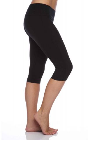 Supplex Knee Length Legging ($66)