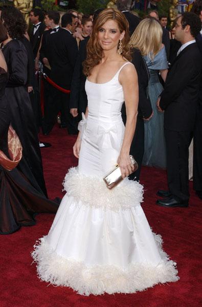 Sandra Bullock at the 2004 Academy Awards