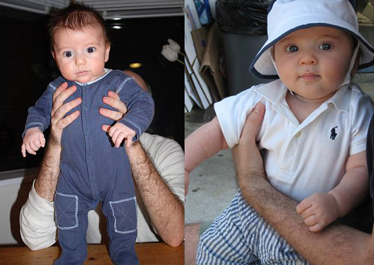 Infant and Baby Clothing